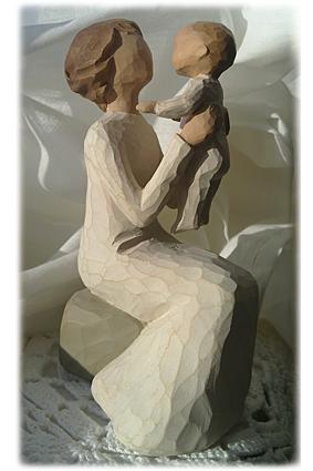 Figurin Grandmother
