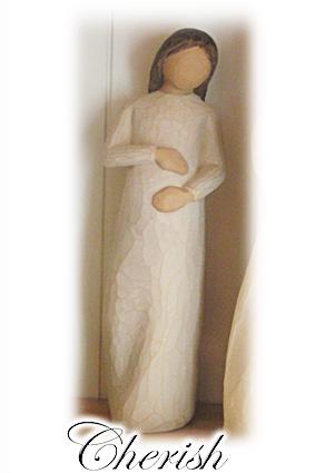 Figurin Cherish