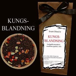 Kungsblandning - China-te, 120 g