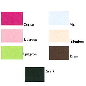 Silkespapper - Välj färg!