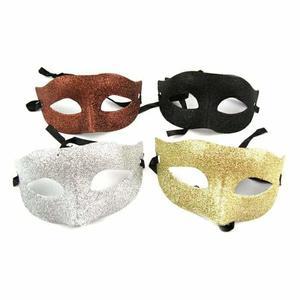 Glittermask, välj färg!