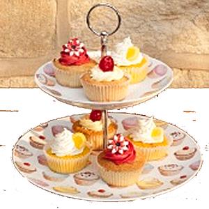 Cupcakes/ Kakfat-presentförpackat