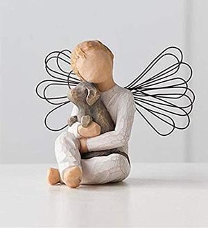 Figurin Angel of comfort