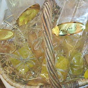 Dofttvål Citron, liten