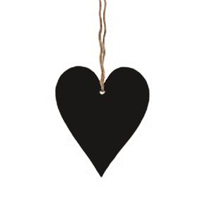 Hjärta med griffelyta