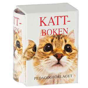 Kattboken - Presentbok i miniformat, Pedagogförlaget