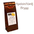Kaffe Apelsin/Vanilj, brygg
