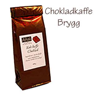 Kaffe Choklad, brygg