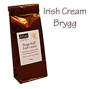Kaffe Irish Cream, brygg