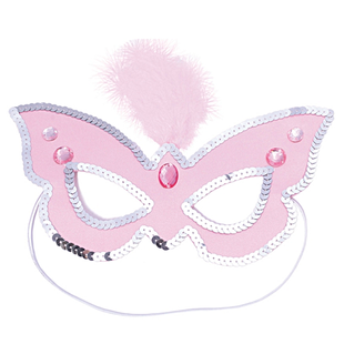 Prinsessmask, fjäril