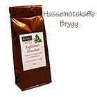 Kaffe Hasselnöt, brygg