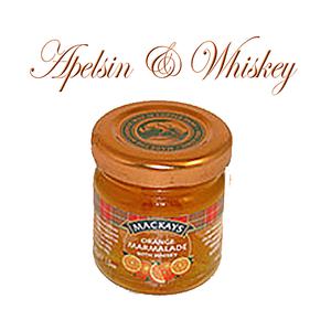 Marmelad - Apelsin & Whiskey
