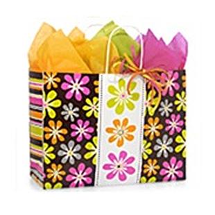 Presentpåse, Flowers