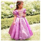 Exklusiv kläning, prinsess - Ljuslila
