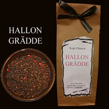 Hallon/Grädde - China-te