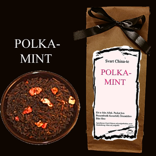 Polkamint - China-te, 120g