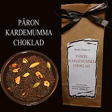 Päron/Kardemumma/Choklad- China-te