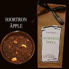 Hjortron/Äpple- China-te