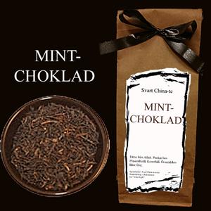 Mintchoklad - China-te