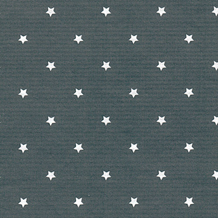 "Presentpapper, kraft ""Grey star"" - metervara"