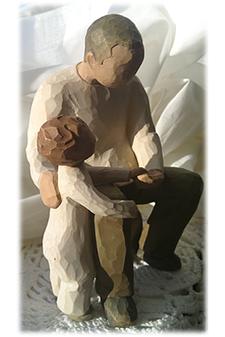 Figurin Grandfather
