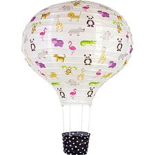 Rislampa luftballong, safari, JaBaDaBaDo