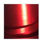 Rött presentsnöre i metervara