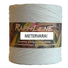 Raphlene, presentband vitt - Metervara