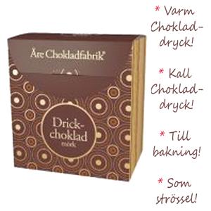 Åre Drickchoklad, Mörk