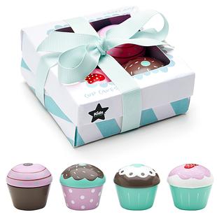 Cupcakes i presentkartong