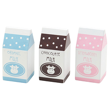 Leksaksmjölk - 3 smaker