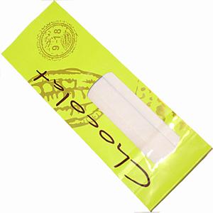 Presentpåse grön, choklad - livsmedelsgodkänd