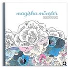Magiska mönster - målarbok