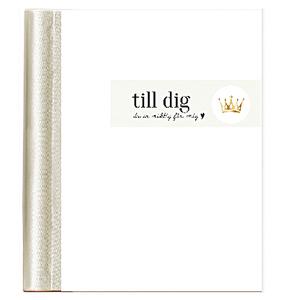 Till Dig - Fyll i bok