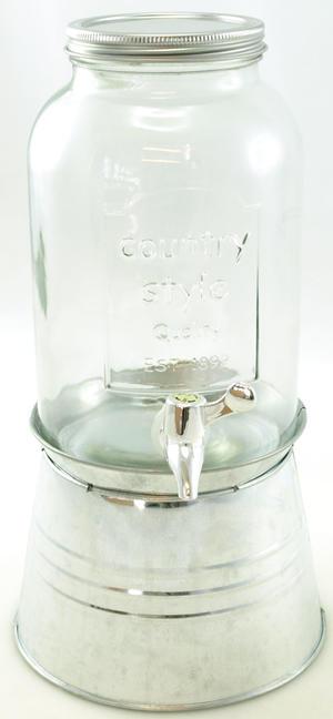 Dricktunna med kran, 3,5 liter